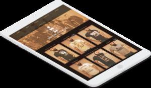 responsive design tablet 300x175 WordPressでレスポンシブ対応ショップ運営